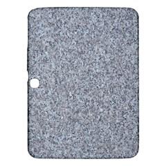 Granite Blue Grey Samsung Galaxy Tab 3 (10 1 ) P5200 Hardshell Case  by trendistuff