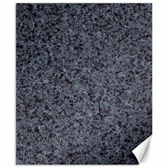 Granite Blue Black 3 Canvas 8  X 10  by trendistuff