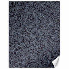 Granite Blue Black 3 Canvas 12  X 16   by trendistuff