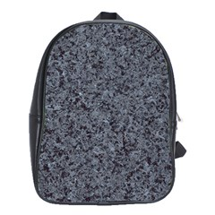 Granite Blue Black 3 School Bags (xl)  by trendistuff