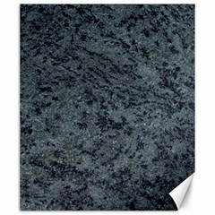 Granite Blue Black 2 Canvas 20  X 24   by trendistuff