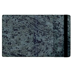 Granite Blue Black 2 Apple Ipad 2 Flip Case by trendistuff