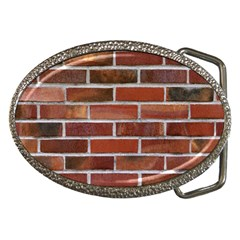 COLORFUL BRICK WALL Belt Buckles by trendistuff