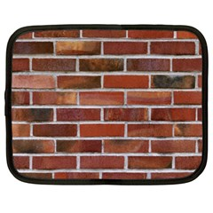 Colorful Brick Wall Netbook Case (xxl)  by trendistuff