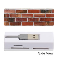 Colorful Brick Wall Memory Card Reader (stick)  by trendistuff
