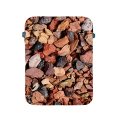 Colored Rocks Apple Ipad 2/3/4 Protective Soft Cases by trendistuff