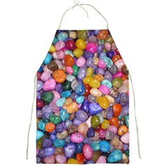 Colored Pebbles Full Print Aprons by trendistuff