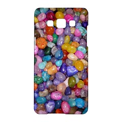 Colored Pebbles Samsung Galaxy A5 Hardshell Case  by trendistuff