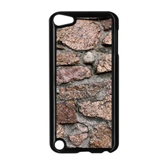 Cemented Rocks Apple Ipod Touch 5 Case (black) by trendistuff