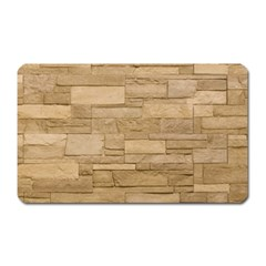 BLOCK WALL 2 Magnet (Rectangular) by trendistuff