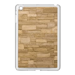 Block Wall 2 Apple Ipad Mini Case (white) by trendistuff