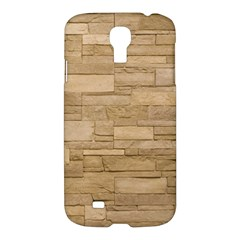 Block Wall 2 Samsung Galaxy S4 I9500/i9505 Hardshell Case by trendistuff