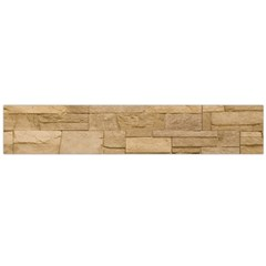 Block Wall 2 Flano Scarf (large)  by trendistuff