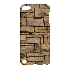 Block Wall 1 Apple Ipod Touch 5 Hardshell Case by trendistuff