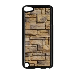 Block Wall 1 Apple Ipod Touch 5 Case (black) by trendistuff