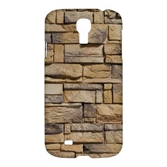 Block Wall 1 Samsung Galaxy S4 I9500/i9505 Hardshell Case by trendistuff