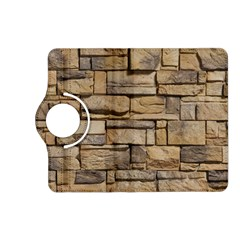 Block Wall 1 Kindle Fire Hd (2013) Flip 360 Case by trendistuff