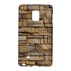 Block Wall 1 Galaxy Note Edge by trendistuff