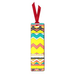 Zig Zag Small Book Mark by LalyLauraFLM