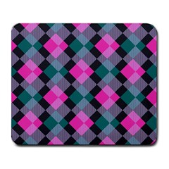 Argyle Variation Large Mousepad by LalyLauraFLM