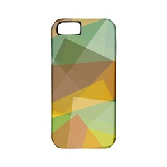 Fading Shapes Apple Iphone 5 Classic Hardshell Case (pc+silicone) by LalyLauraFLM