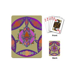 Mandala Playing Cards (mini)  by Valeryt