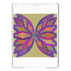Fly Mandala Ipad Air Hardshell Cases by Valeryt