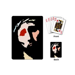 Christ Playing Cards (mini)  by Valeryt