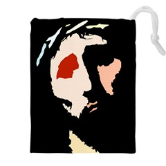 Christ Drawstring Pouches (xxl)