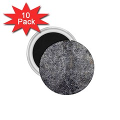 Black Mica 1 75  Magnets (10 Pack)  by trendistuff