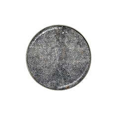Black Mica Hat Clip Ball Marker by trendistuff