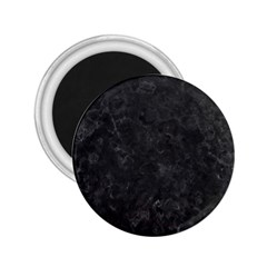Black Marble 2 25  Magnets by trendistuff