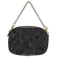 Black Marble Chain Purses (one Side)  by trendistuff