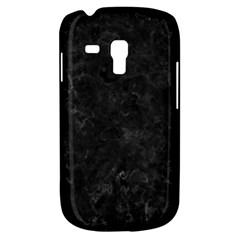 Black Marble Samsung Galaxy S3 Mini I8190 Hardshell Case by trendistuff