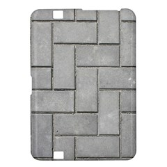Alternating Grey Brick Kindle Fire Hd 8 9  by trendistuff