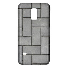 Alternating Grey Brick Galaxy S5 Mini by trendistuff