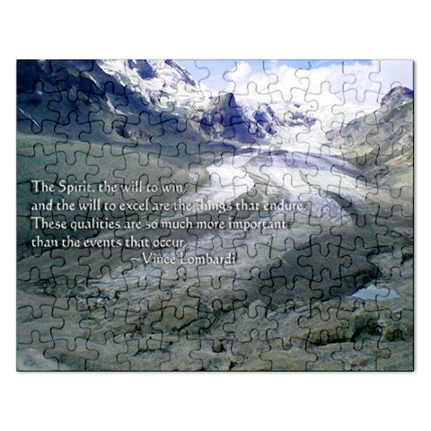 The Spirit : Puzzle 2015 By Pamela Sue Goforth   Jigsaw Puzzle (rectangular)   Daf2d1qymde7   Www Artscow Com Front