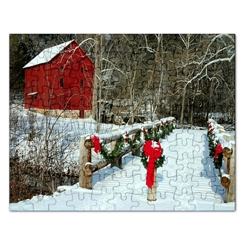 Ozarks : Puzzle 2015 By Pamela Sue Goforth   Jigsaw Puzzle (rectangular)   4o08avs25ls4   Www Artscow Com Front