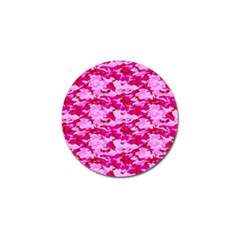 CAMO PINK Golf Ball Marker by trendistuff