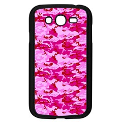 CAMO PINK Samsung Galaxy Grand DUOS I9082 Case (Black) by trendistuff