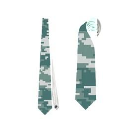 Camo Digital Urban Neckties (two Side)
