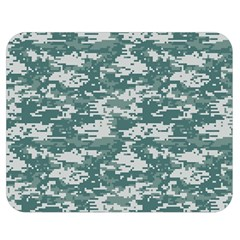 Camo Digital Urban Double Sided Flano Blanket (medium)  by trendistuff