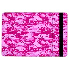 Camo Digital Pink Ipad Air 2 Flip by trendistuff