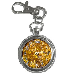 Yellow Leaves Key Chain Watches by trendistuff