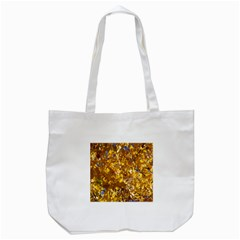 Yellow Leaves Tote Bag (white)  by trendistuff