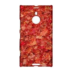 Red Maple Leaves Nokia Lumia 1520 by trendistuff