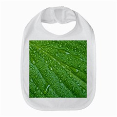 Green Leaf Drops Bib by trendistuff