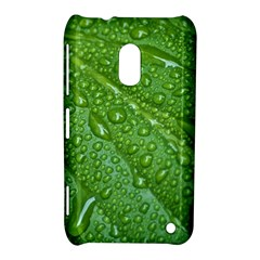 Green Leaf Drops Nokia Lumia 620 by trendistuff