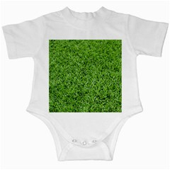 GREEN GRASS 2 Infant Creepers by trendistuff