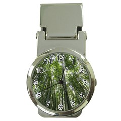 Bamboo Grove 1 Money Clip Watches by trendistuff